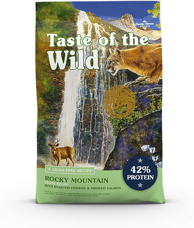 Taste of the Wild high