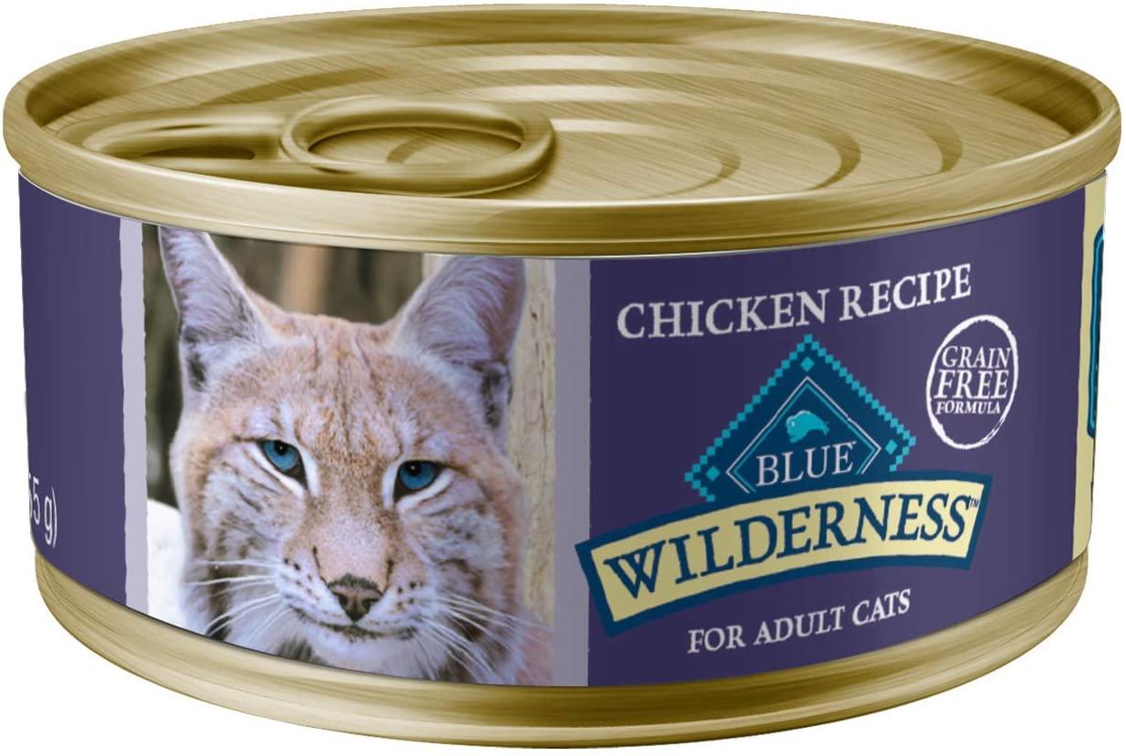 blue buffalo wilderness wet