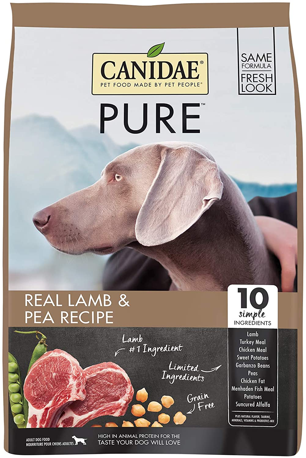 canidae pure