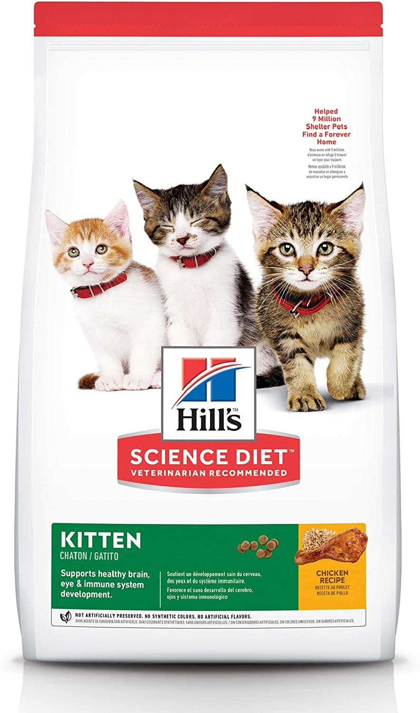 hills science diet dry cat