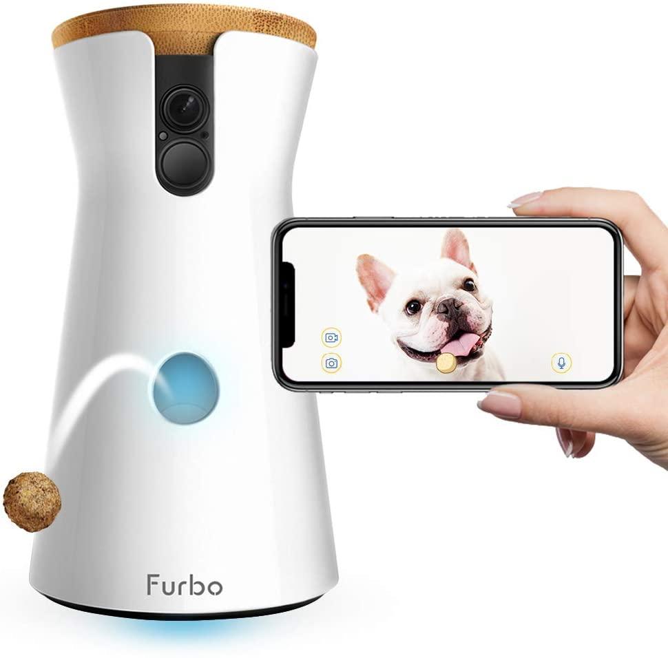 Furbo Dog Camera & Treat Tosser