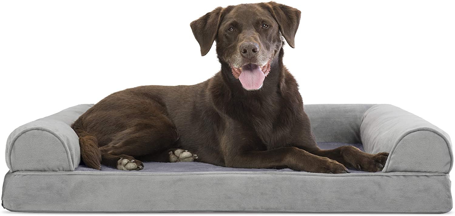 Furhaven Pet – Orthopedic Living Room Sofa-Style Couch
